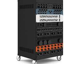 3D Audio Rack 2
