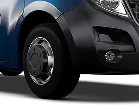 Vauxhall Movano L2H2 Van 2016 3D model