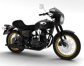 Kawasaki W800 CRS 2014 3D