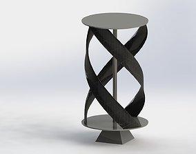 3D GORLOV Wind Turbine