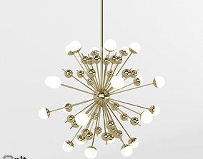 3D model Stilnovo Sputnik pendant light