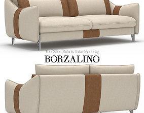 3D Borzalino Gilles Sofa