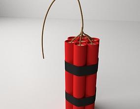 3D model Dynamite