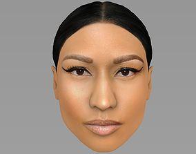 3D model Nicki Minaj