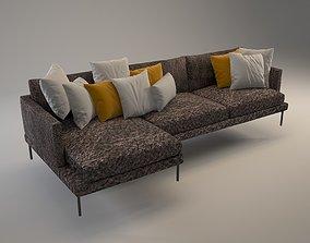 3D Elliot sofa