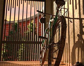 Old Bike 3D