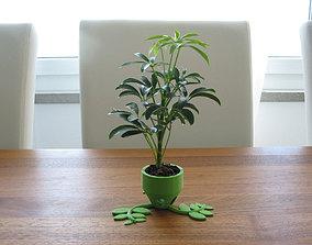 Small Plant Pot - short 3D printable model