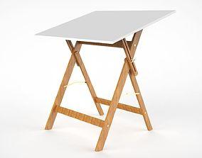 3D model Drafting Table