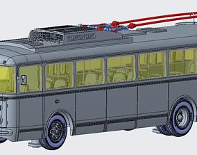 3D printable model Skoda 9Tr