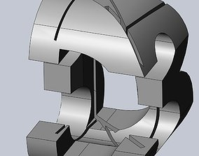 3D Logo Perspective Puzzle