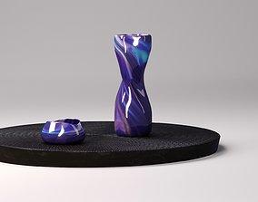 3D model Tom Dixon WARP VASE