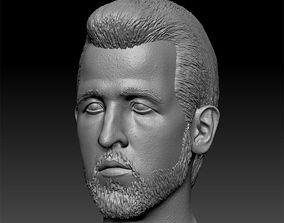 sculptures 3D printable model Harry Kane