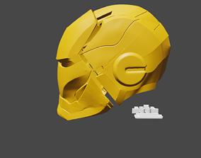 Iron Man Printable Helmet