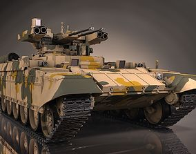 3D model BMPT Terminator-2