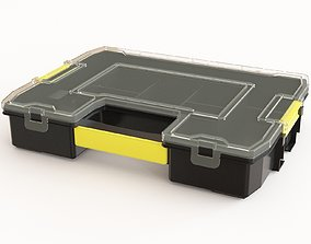 Stanley tool box 3D