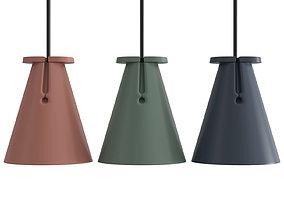 Bollard Lamp 3D model