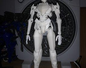 3D print model msg zero