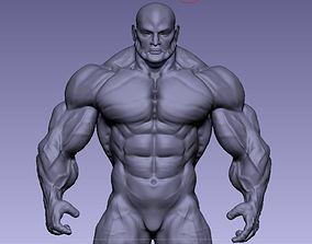 3D model body builder