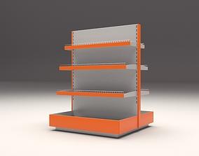 advertising shelf 1 3D model