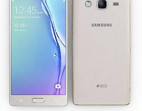3D Samsung Z3 Gold