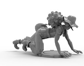 3D printable model Usopp - Action Pose