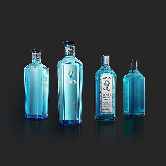 Bombay Gin Pack
