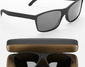 eye Sunglasses 3D model low-poly