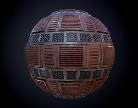 3D Sci-Fi Military Seamless PBR Texture 60