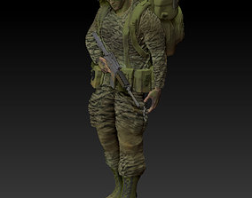 Vietnam Era LRRP 3D printable model
