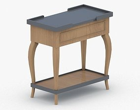 3D asset 0328 - Coffee Table