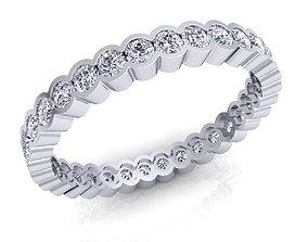 3D printable model Aarna Full Eternity Ring 10