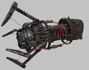 power 3D Gravity Manipulation Weapon