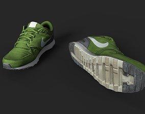 Sneakers 3D asset realtime runner