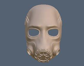 Psycho mask 3D print model