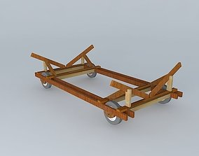 3D model Carreta 39s Beach BR Boating