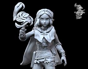 Zelda Breath of the Wild 2 3D print model