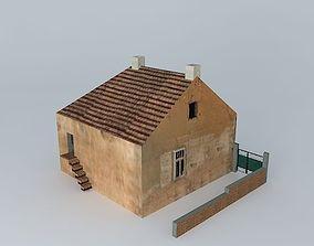 3D model Strossmayer Street 32