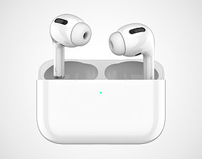 AIRPODS PRO CONCEPT 3D model appleairpods