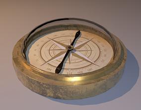 3D model Compass navigation