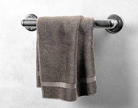 Towel 003 3D