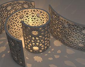Decorative Wall 3D model