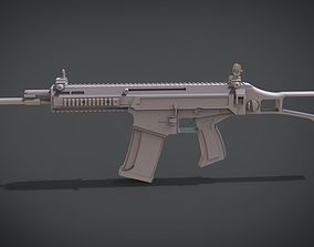 CZ 805 Bren diy 3D print model