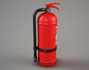 3D subdivisionsurface Fire Extinguisher