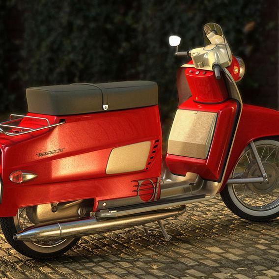 Scooter Tatran 125