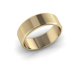 3D print model Men Jewerly Ring 010
