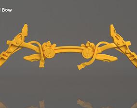 3D print model Aloys compound bow - Horizon Zero Dawn