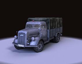 3D model Opel Blitz 1940