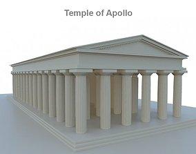 Temple of Apollo 3D