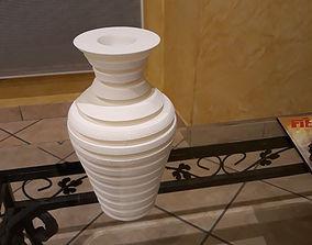 double vase 3D printable model