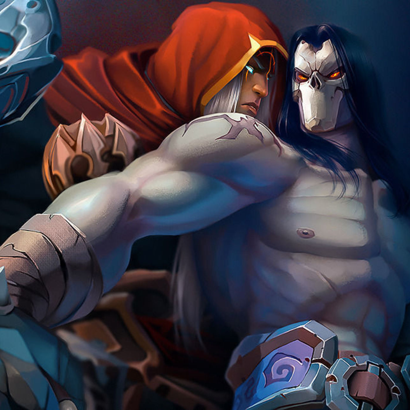 darksiders: War and Death | CGTrader